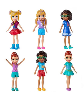 Mattel Polly Pockets Dolls (One per Order)
