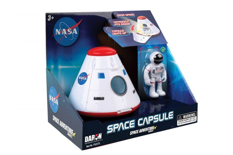 Daron SPACE ADVENTURE SPACE CAPSULE