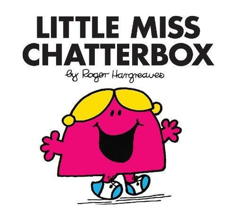 Little Ms. Chatterbox