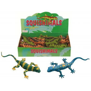 Squishimals Lizards