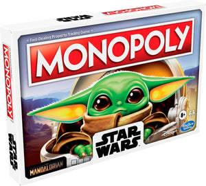 Monopoly Star Wars The Child Edition Board Game
