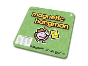Toysmith Magnetic Hangman Travel Game