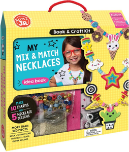 Klutz Jr.: My Mix & Match Necklaces