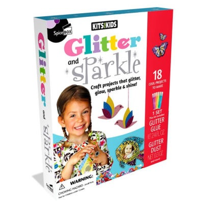 SpiceBox Glitter and Sparkle