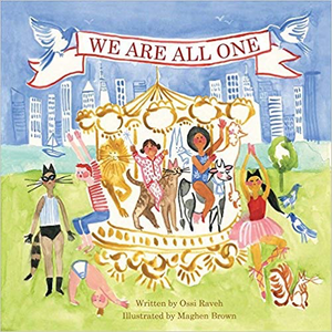 We Are All One (Yoga class adventures) Paperback
