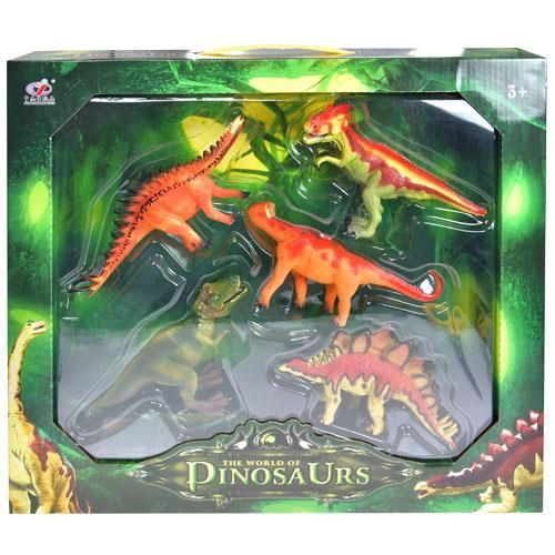 Dinosaurs - 5 Pack
