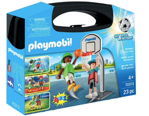 Playmobil Multisport Carry Case