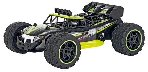 Carrera Buggy - Green 1:16 Scale 2.4GHz RC Car