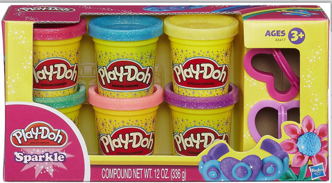 Play-Doh® Sparkle Collection