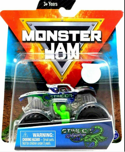 Monster Jam Stinger Unleashed Diecast Car