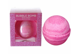Two Sisters Rose Garden Bubble Bath Bomb