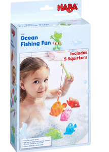 Haba Ocean Fishing Fun Bath Toy