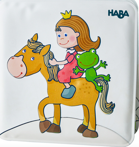 Haba Magic Bath Book - Princess and the Frog