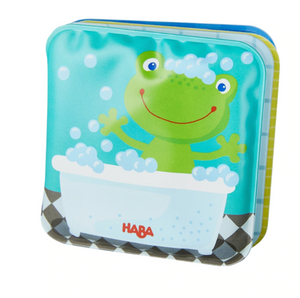 Haba Mini Bath Book - Fritz the Frog