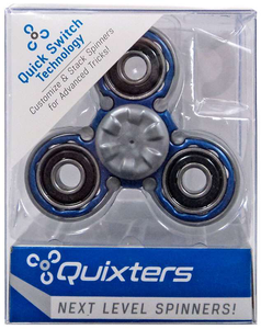 Quixters Basic Blue