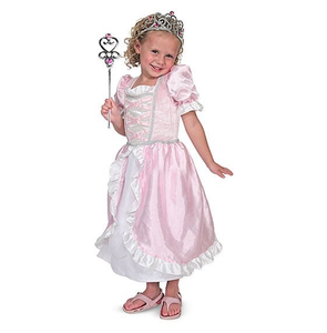 Melissa Doug Princess Role Play Costume Set