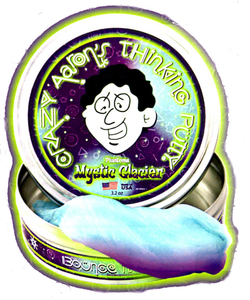 Crazy Aaron Mystic Glacier, Glow-in-the-Dark Putty