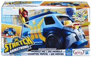 Stretch Armstrong & The Flex Fighters Flex Power Stretch Armstrong Mobile HQ Exclusive Vehicle