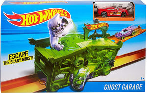 Hot Wheels Ghost Garage