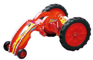 Mukkim Hyper Runner Stunt RC Car - Red