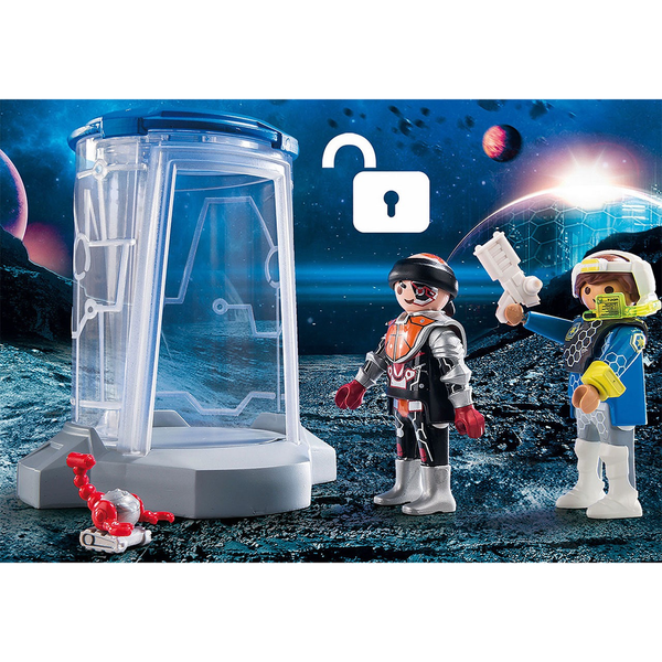 Playmobil SuperSet Galaxy Police Ranger