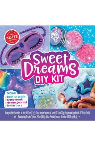 Klutz Sweet Dreams Diy Kit