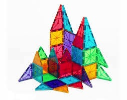 Magna-Tiles Clear 48 pc