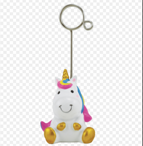 Iscream Unicorn Photo Holder