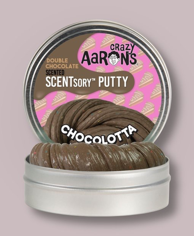 Crazy Aarons SCENTsory Putty Chocolotta 2.5 tin