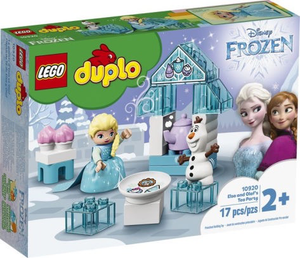 LEGO DUPLO Princess Elsa and Olaf's Tea Party 10920