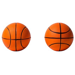 Franklin  Mini Basketball Replacements (2 Pack)