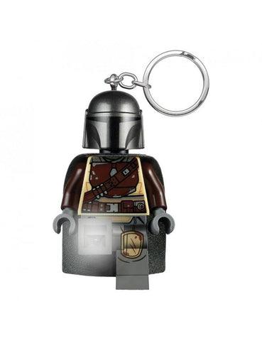 Lego The Mandalorian LED Key Light Keychain