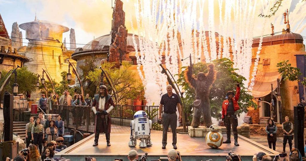 Star Wars en Disney World