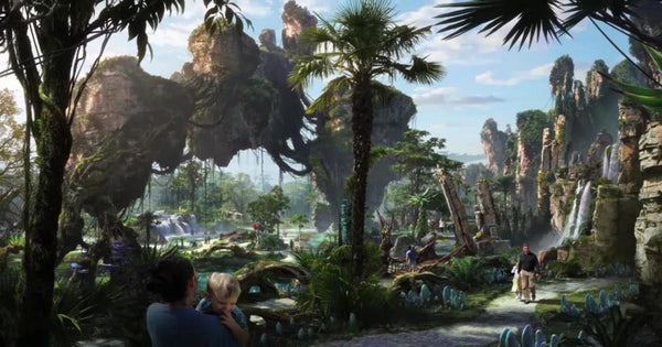 Nueva atracción de Animal Kingdom: Pandora — The World of Avatar