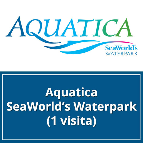 Aquatica SeaWorld's Waterpark (1 visita)