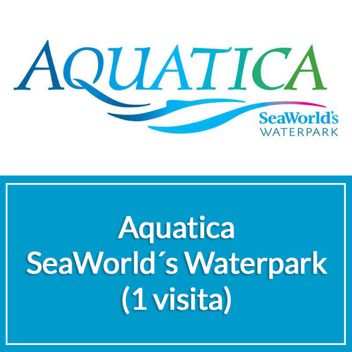Aquatica SeaWorld's Waterpark (1 visita) - Sun Tours Orlando