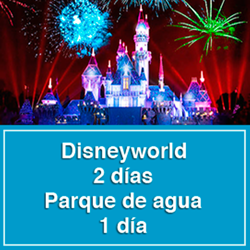 2 days Disney + 1 Fun visit - NO DISPONIBLE - Sun Tours Orlando