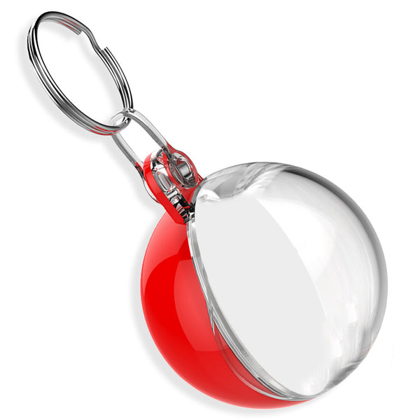 Blank Bauble Keyrings | 38mm x 38mm