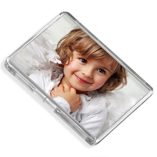 Personalised Large Fridge Magnet | 70mm x 45mm