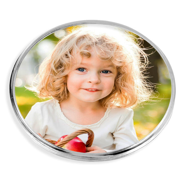 Personalised Round Coaster | 80mm x 80mm