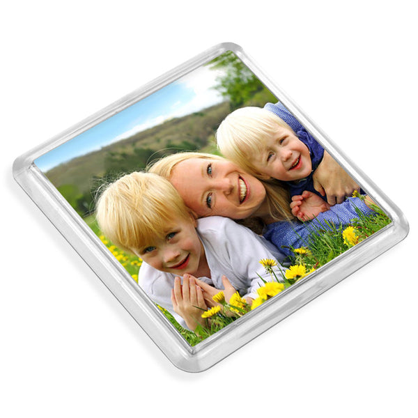 Personalised Square Coaster | 80mm x 80mm