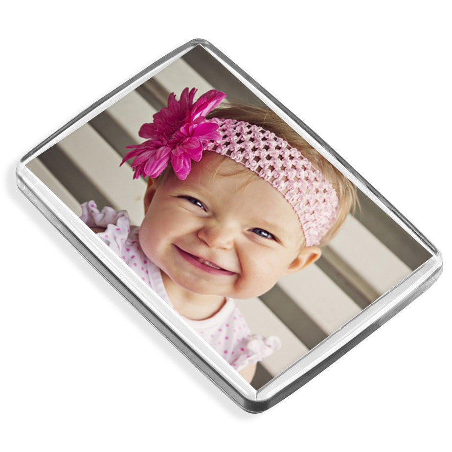 Personalised Small Fridge Magnet | 50mm x 35mm