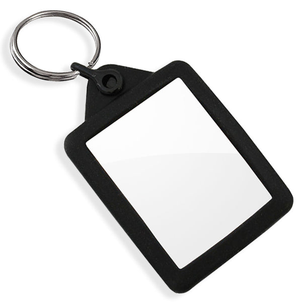 Blank Gel Keyrings | 45mm x 35mm