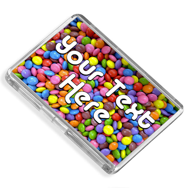 Personalised Fridge Magnet | Smarties