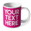 Personalised Text Mug | Ceramic