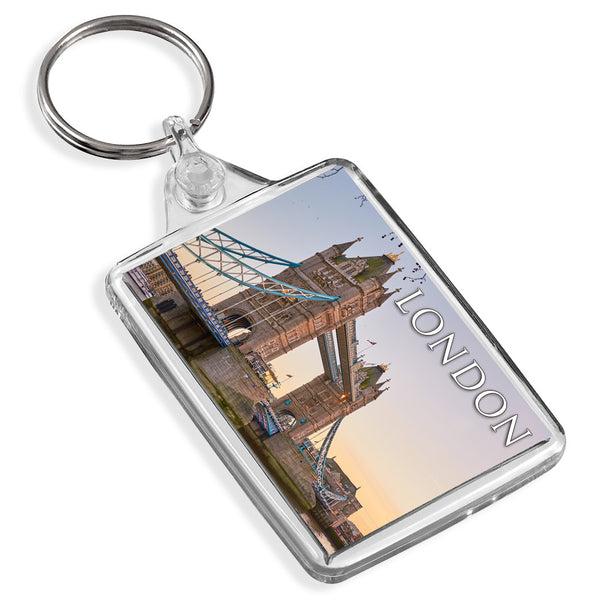London Tower Bridge Keyring | UK