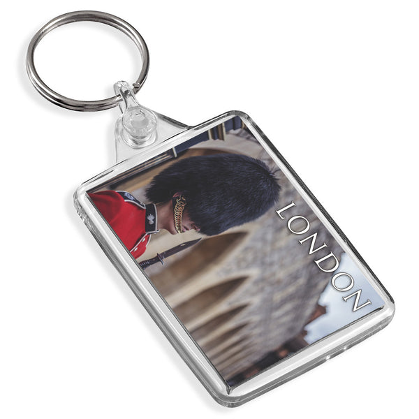 London Royal Guard Keyring | UK