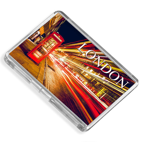 London Phone Box Fridge Magnet | UK