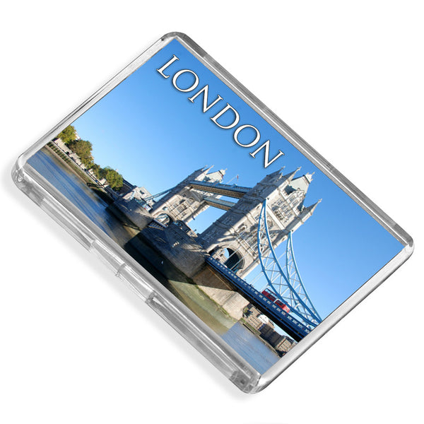 London Tower Bridge Fridge Magnet | UK