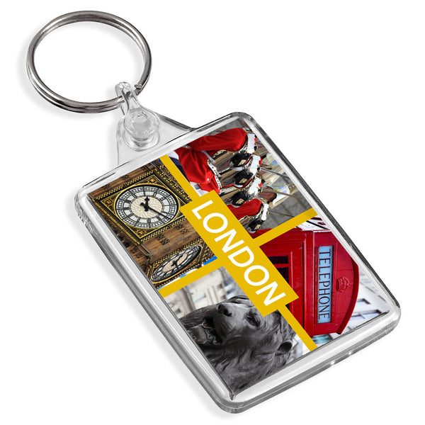 London Keyring | UK